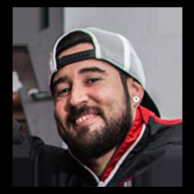 Daniel Gabidia es parte del equipo humano de ICON